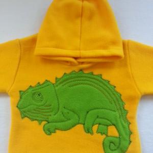 chameleon hoodie alfie and alice