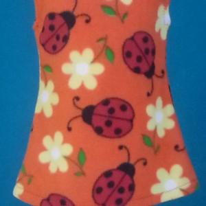 girls ladybird pinafore alfie and alice